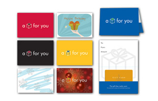 Generic Gift Card Holders & Accessories