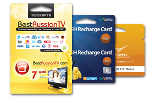 Point of Sale Activation (POSA) Cards