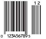 UPC-E bar code is similar to UPC-A as they are both commonly used for gift card prinnting.